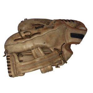 Regent Baseball Softball Gant 03868 Droit Main Lanceur Saddleback Porté Cuir