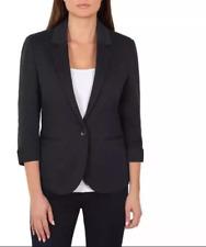 Nicole Miller Women's Original 3/4 Sleeve Knit Blazer-Variety-NWT