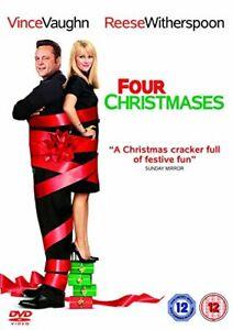Four Christmases [DVD][Region 2]