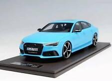 1/18 MotorHelix Audi RS7  in Baby Blue