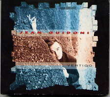 JEAN GUIDONI -  Vertigo - CD album x 2 - Promo album + single