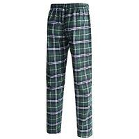 J.A.C.H.S - Mens 2XL - NWT - Green Plaid Drawstring Flannel Lounge/Sleep Pants