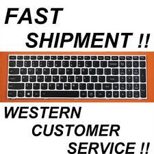 NEW BACKLIT English Keyboard for Lenovo Ideapad 500-15ISK 500-15ACZ & Z51-70