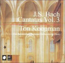 J.S. Bach: Cantatas, Vol. 3, New Music