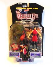 "RESIDENT EVIL 6 ""ADA Wong & Ivy creatura Horror Video Game figura WII XBOX PS3"