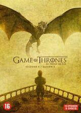 DVD - GAME OF THRONES  -  SEIZOEN / SAISON / SEASON 5   (NEW / NIEUW / SEALED)