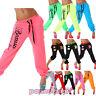Pantaloni donna sportivi tuta sport danza ballo palestra fitness jogging corsa