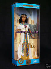 PRINCESS OF THE NILE Barbie Doll Dolls of the World Cleopatra Culture Egyptian