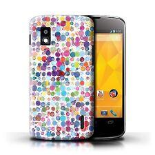 STUFF4 Back Case/Cover/Skin for LG Nexus 4/E960/Winter Fashion