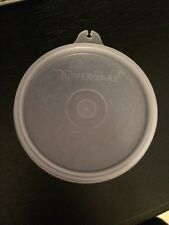 TUPPERWARE REPLACEMENT LID SEAL Clear Sheer Round # 733 H