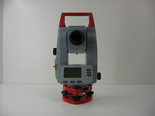 "LEICA TC110 10"" TOTAL STATION COMPLETE FOR SURVEYING ONE MONTH WARRANTY"
