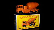 Lesney No.26 Foden Cement Mixer in Repro-Box