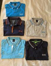 5 Hugo Boss Golf Polo Camisa XXL