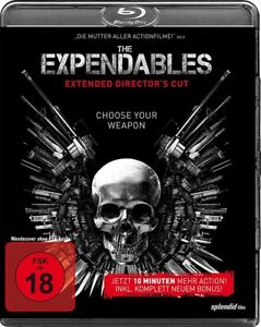 THE EXPENDABLES (Blu-ray) NEU/OVP