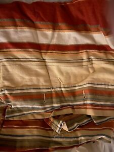 Pottery Barn Serape Southwest Stripe Shower Curtain
