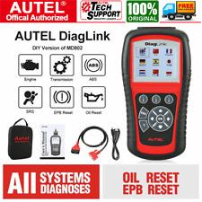 Autel Abs Srs Airbag Code Reader Obd2 Scanner Oil Reset Epb Diagnostic Scan Tool