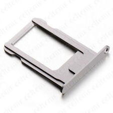 Replacement Silver Micro SIM Card Tray Socket Holder Slot Parts for iPhone 5s