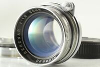🔸Exc5🔸Canon Serenar 50mm f1.9 L Mount Leica Screw LTM L39 M Adapter from Japan