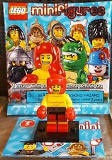 LEGO Minifigures Series 5 Boxer 100% Complete Authentic Minifigure