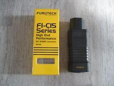 Furutech FI-C15 (G) Kaltgerätestecker Kaltgerätebuchse für LINN etc.