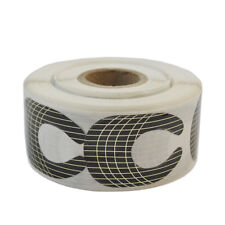 Nail Form for Acrylic/UV Gel Nail Tips Extension Nail Art Tools 500PCS