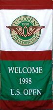 1998 US Open Golf Tournament Welcome Banner, Olympic Club, San Francisco