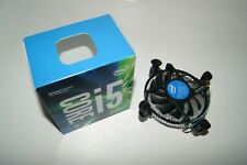 #NEU Original INTEL Lüfter CPU Kühler LGA-1151 / 1150 / 1155 Prozessor i3 i5 i7