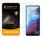 2X Supershieldz Tempered Glass Screen Protector for Motorola Moto G Power (2021)