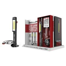 Nebo 6640 Big Larry Pro 500 Lumen USB Rechargeable Flashlight COB LED Worklight