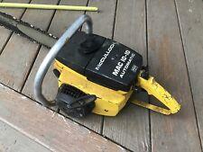 McCulloch Mac 10-10 Automatic Chainsaw