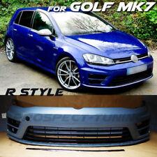 NEW VW GOLF MK7 R R20 STYLE FRONT BUMPER PP ABS VOLKSWAGEN UK STOCK