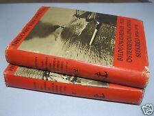 Nikolaus von Martiny: Bilddokumente aus Österreich-Ungarns Seekrieg 2 Bände 1939