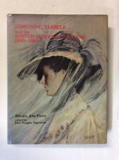 Edmund C Tarbell & the Boston School of Painting by P Pierce (HC)-Fair 1st Print