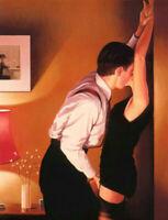 Sexy Woman Handpainted Modern Home Wall Decor Pop Art portrait Oil Painting