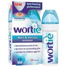Wortie Verruca Wart Freeze Treatment  Verruca Wart Remover Wartie Cool Wartix