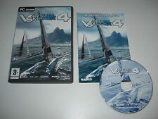 VIRTUAL SKIPPER 4  Pc Cd Rom VS4 VS Sailing Sim - FRENCH VERSION - Fast Post