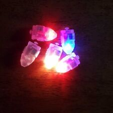 10pcs Multicolour LED Balloon Lights Lamp Wedding Xmas Party Decor *UK SELLER*