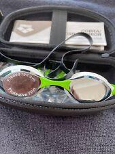 Arena Cobra Goggles With Case