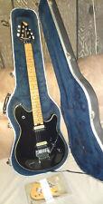 PEAVEY Black Pat. Pend. EVH WOLFGANG Floyd Rose Electric Guitar USA