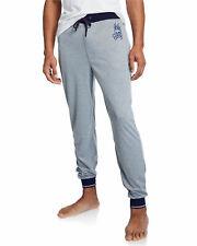 Psycho Bunny Men's Medium Heather Grey Summit Lounge Jogger Pants