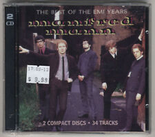 Manfred Mann - The Best Of The EMI Years CD - Brand New!!! - Do Wah Diddy Diddy