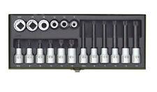 Proxxon Spezialsatz für Vielzahnschrauben XZN, 18-teilig - 23296