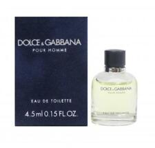 DOLCE and GABBANA POUR HOMME 4.5 ML EDT MINI