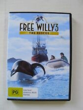 DVD - Free Willy 3, The Rescue - Region 4