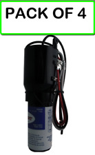 (4-PACK) SUPCO RCO410 Start Kit Relay Overload Start Capacitor 1/4 to 1/3 HP120V