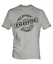 MADE IN PALESTINE MENS T-SHIRT GIFT CHRISTMAS BIRTHDAY 18TH 30TH 40TH 50TH 60TH