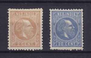 NETHERLANDS INDIES 1870, Mi 5, 12, MINT NO GUM