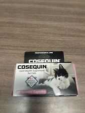 COSEQUIN Joint Health Plus Boswellia CAT Supplement 60 CPs Exp 01/22FREE SHIP!