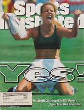 "Sports Illustrated July 19, 1999 ""Yes!"" Women's FIFA"