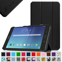 For Samsung Galaxy Tab E 8.0'' SM-T377 / SM-T378 Case Slimshell Stand Cover